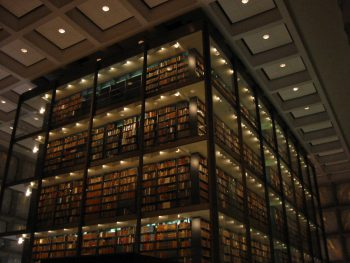 Beinecke_Library_interior_2